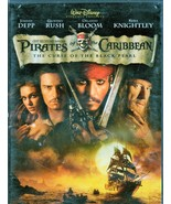 Pirates of The Caribbean, The Curse Of the Black Pearl  (DVD Movie) - $5.95