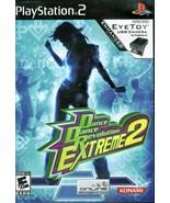 PlayStation 2 - Dance, Dance Revolution Extreme 2 - $8.50