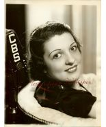 Colette d'Arville Columbia Broadcasting ORG PHOTO G140 - $19.99