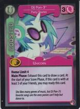 DJ Pon-3 2014 Hasbro My Little Pony Holo Foil Card - $3.00
