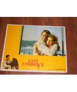 Roy SCHEIDER Janet MARGOLIN Last EMBRACE Org LC... - $19.99