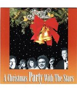 A Christmas Party With The Stars [Audio CD] Jim Nabors; Bobby Vinton; Ju... - $0.50