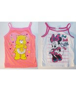 Disney Minnie Mouse  Toddler Girls Sleeveless Shirts Tops Sizes 4T and 5... - $9.09