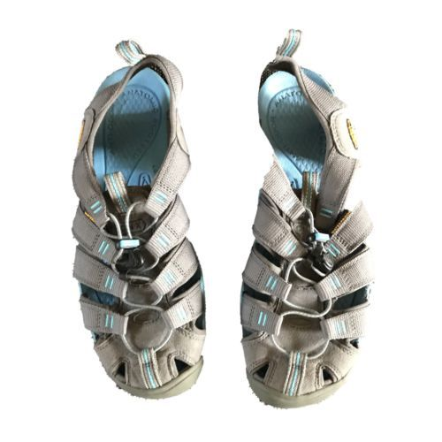 Keen Womens Sandals Clearwater CNX 1008772 Closed Toe Sz 9.5