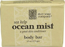 River Soap, Soap Ocean Mist, 4.5 Ounce