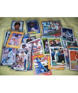 Lot of 41 Baseball Rookie Cards (1988-1994) - $3.00