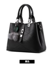 12 Color Women Leather Shoulder Bags New Medium Handbags,Purse B10-1 - $42.99