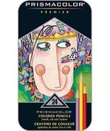 Prismacolor Premier 24 Colored Pencils in Tin Box - £20.48 GBP