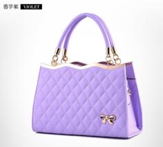 Free Shipping Women Leather Shoulder Bags Medium Handbags B11-1 - $38.00