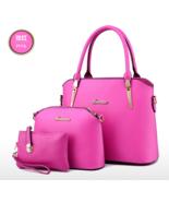 11 Color Women Shoulder Bags New Style Large Handbags,Purse 3 Bags B12-5 - $46.99