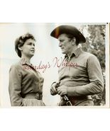 Kirk DIANA Douglas The INDIAN FIGHTER ORG PHOTO i618 - $14.99