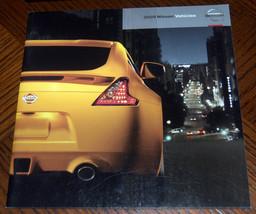 2009  Nissan Full Line  Brochure  GT-R 370Z Maxima Altima Sentra  FREE SHIPPING - $5.95