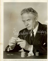 Charles Bickford Poker Mister Cory Org Universal Photo - $9.99