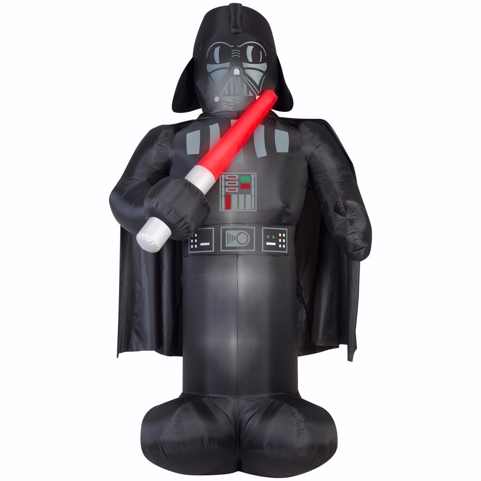 Star Wars Airblown Inflatable Darth Vader with Light Saber 10 FT Christmas
