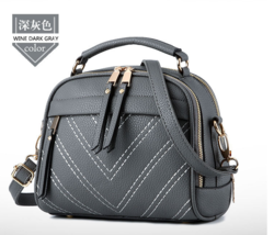 New Style Women Shoulder Bags Fashion Medium Messenger Bags Mixed Color B16-5 - $38.99