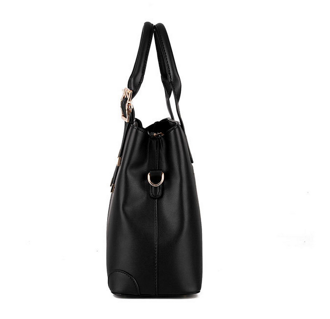Simple Women Leather Shoulder Bags Large Popular Handbags,Purse B18-1