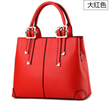Fashin New Women Leather Handbags Tote Bags,Large Shoulder Bag Mixed Col... - €36,24 EUR