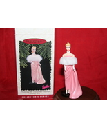 Hallmark Keepsake  Ornament Enchanted Barbie  - $6.95