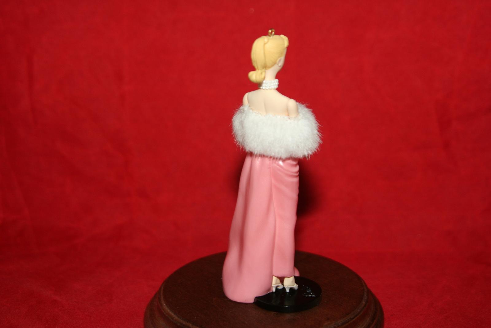 Hallmark Keepsake  Ornament Enchanted Barbie  image 5