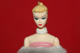 Hallmark Keepsake  Ornament Enchanted Barbie  image 9