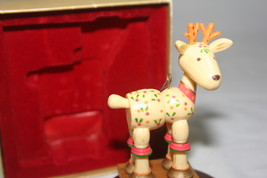 Hallmark Keepsake  Ornament Yesteryears Reindeer  1977 - $18.62