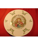 """8 1/4"""", Royal Doulton, 1978 Christmas Plate. Second of a Series. - $14.99"""