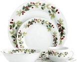 Gibson 20 piece holiday classic dinnerware set thumb155 crop