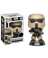 Funko Star Wars Rogue One Scarif Stormtrooper Officer Exclusive Vinyl Fi... - $33.28