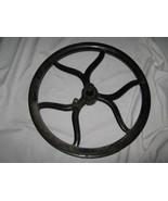 New Home Treadle Base Part Band Wheel - $10.00