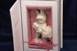 Dept 56 Snowbunnies I'll Love You Forever Springtime Series  - $19.62