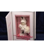 Dept 56 Snowbunnies I'll Love You Forever Springtime Series  - $19.62