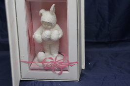 Dept 56 Snowbunnies OOPS! I Dropped One  Springtime Series - $15.23
