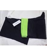 YogaColors Crystal Cotton Spandex Jersey Yoga Pant 8300 (Large, Lime/Black) - $19.25