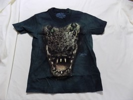 The Mountain YOUTH Gator Head T-Shirt - Kids Small - $9.74
