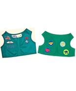 Build a Bear Girl Scout Uniform Vest Set Teddy ... - $59.95