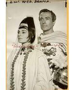 Hurd HATFIELD Viveca LINDFORS King of KINGS PHO... - $9.99