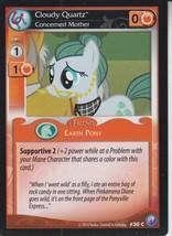 Cloudy Quartz 2014 Hasbro My Little Pony Card #30C - $0.99