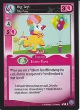 Big Top 2014 Hasbro My Little Pony Card #38F - $0.99