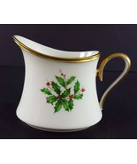 "LENOX China Holiday Dimension Mini Creamer 3-1/4""Dinnerware - $69.29"