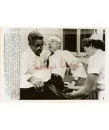 Percy KILBRIDE hit by Auto HOLLYWOOD HOSPITAL ORG PHOTO - $9.99