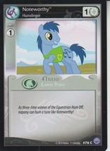 Noteworthy 2014 Hasbro My Little Pony Card #76C - $0.99
