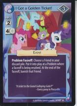 I Got A Golden Ticket! 2014 Hasbro My Little Pony Card #107U - $0.99