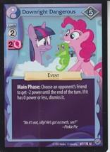 Downright Dangerous 2014 Hasbro My Little Pony Card #110U - $0.99