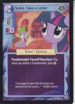Spike, Take A Letter 2014 Hasbro My Little Pony Card #124U - $0.99
