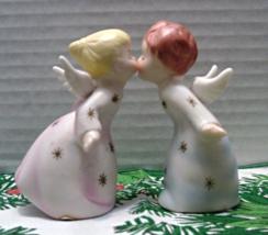 Vintage Schmidt Brothers Porcelain CHRISTMAS KI... - $8.50