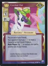 Combat Hat 2014 Hasbro My Little Pony Card #137C - $0.99