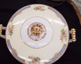 Noritake Troyon covered vegetable server RARE !... - $89.95