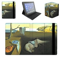 Melting Clocks Salvador Dali Fine Art Tablet Flip Case - $26.99+