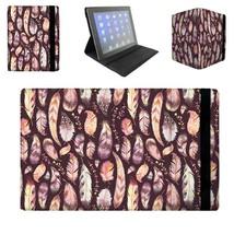 Watercolor Feathers Tablet Flip Case - $26.99 - $30.99
