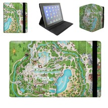 Blizzard Beach Map Disney Tablet Flip Case - $26.99+